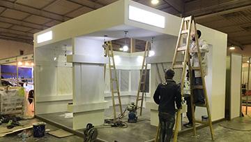 Fabricant et installateur de stand sur-mesure