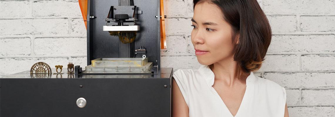 Imprimante 3D et Bijouterie