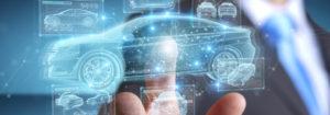 la technologie holographique