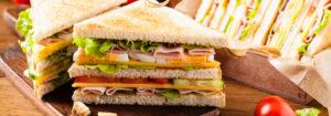 De bons sandwichs
